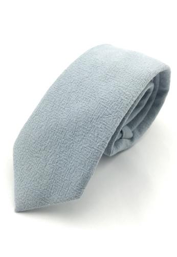 Caveman blue Dusty Baby Necktie 397F3ACF372077GS_1