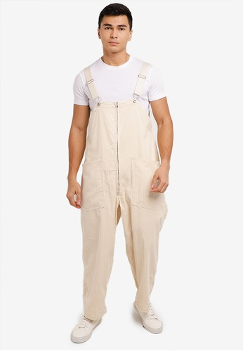 niko and ... white Casual Overall 7EF23AA25A0B0EGS_1