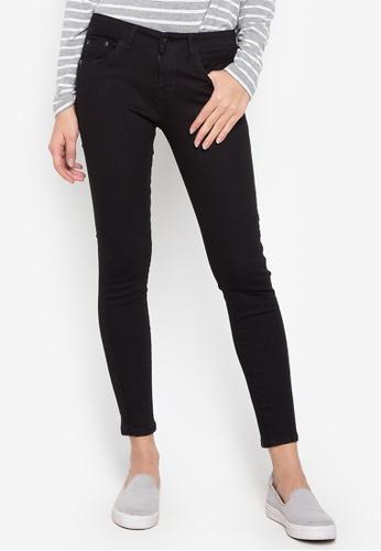 Balaynor black Fashion Skinny Black Jeans 89078AABFA88DAGS_1