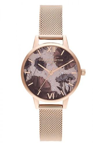 Olivia Burton gold Olivia Burton Celestial  PALE ROSE GOLDWomen's Watch (OB16SP21) 20215AC2871AEEGS_1