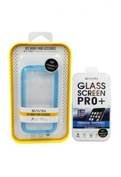 Samsung Galaxy Ace 4 G313H Soft TPU Protective Back Case Cover with Free Tempered Glass