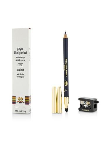 Sisley SISLEY - Phyto Khol Perfect Eyeliner (With Blender and Sharpener) - # Navy 1.2g/0.04oz 51559BECD19609GS_1