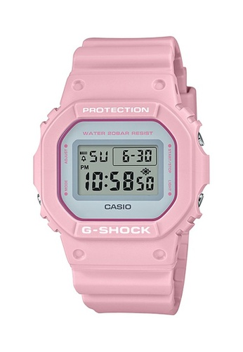 G-shock pink CASIO G-SHOCK DW-5600SC-4 6E1C0AC8A013FFGS_1