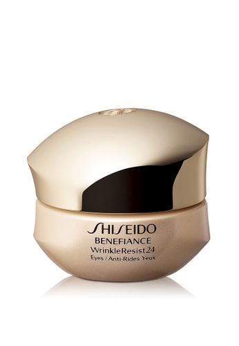 Shiseido gold Benefiance WrinkleResist24 Intensive Eye Contour Cream, 15ml CBF94BEED08069GS_1