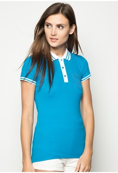 Polo Tee with Pocket