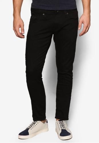 zalora taiwan 時尚購物網鞋子窄管牛仔褲, 服飾, 牛仔褲