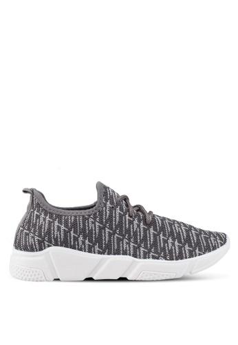 Nose grey Casual Sneakers CA5F8SH7ACEBBEGS_1