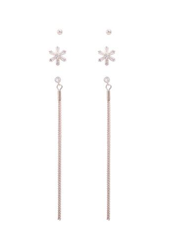 ALDO gold Firacan Earrings Pack BFEC1ACB1B4496GS_1