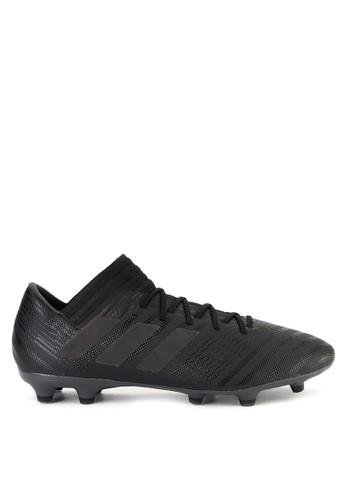 adidas black adidas nemeziz 17.3 fg 013D2SH1050146GS_1