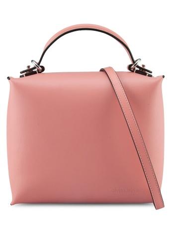 Calvin Klein pink Lunchbox Bag - Calvin Klein Accessories 9CD1FACA94128CGS_1