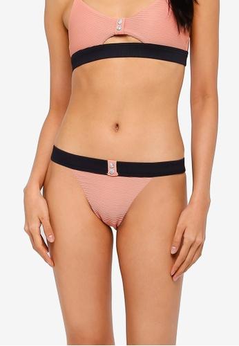 01c09ae309 Buy TOPSHOP Button Tanga Bikini Bottoms Online on ZALORA Singapore
