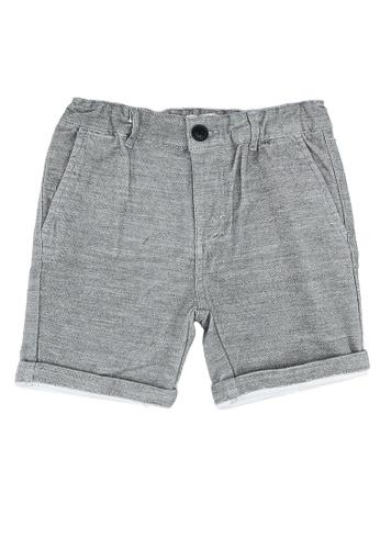Cotton On Kids grey Flight Shorts 3AAFEKA6736DF2GS_1