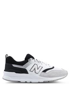 714e4eacea35 New Balance white 997H Lifestyle Shoes 713C9SHFF6C602GS 1