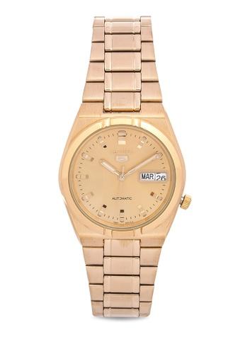 Seiko gold Analog Watch SNK048K SE746AC63KDKPH_1