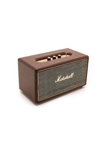 Marshall brown Stanmore Speaker - Brown MA130AC37OHUHK_1