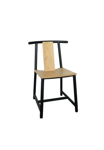 Chic Establishment brown Herakloin Chair 42C96HL220EB9EGS_1
