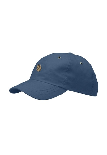 Fjallraven blue Fjällräven Helags Cap Dark Navy-Uncle Blue 902E4ACE7AFC7FGS_1
