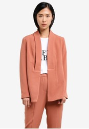 The Fifth Label brown Secondary Blazer TH664AA0S3Q2MY_1