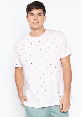 e424cbad3961 Shop Penshoppe Relaxed All Over Printed Tee Online on ZALORA Philippines