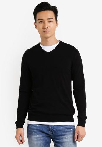 31c4de0c Buy Burton Menswear London White Muscle Fit T-Shirt Online on ZALORA ...