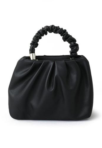 PIMKIE black Scrunched Detail Bag 2DDB7ACEDB111EGS_1