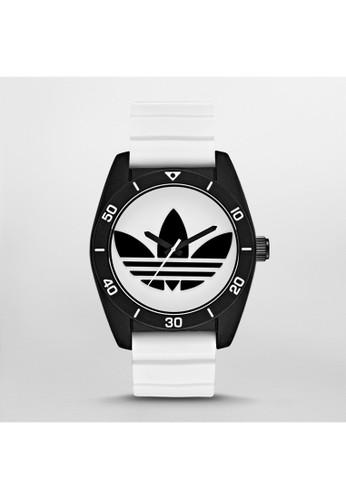 Santiago三葉草運動腕錶 ADH3133, 錶類esprit home 台灣, 運動型