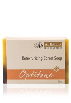 Optitone Retexturizing Carrot Soap