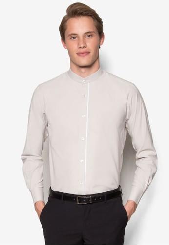 中esprit macau式領長袖襯衫, 服飾, 服飾