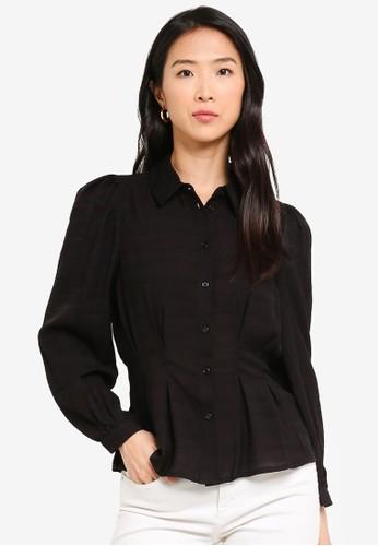 Vero Moda black Clover Shirt CDAADAA86FC50AGS_1