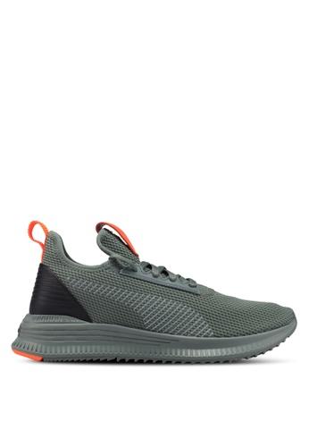 Puma green Sportstyle Prime Avid FOF Shoes E5285SHB5EB51FGS_1