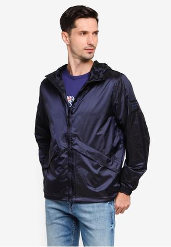 Pepe Jeans navy Alton Track Jacket 01681AAAB28FE6GS_1