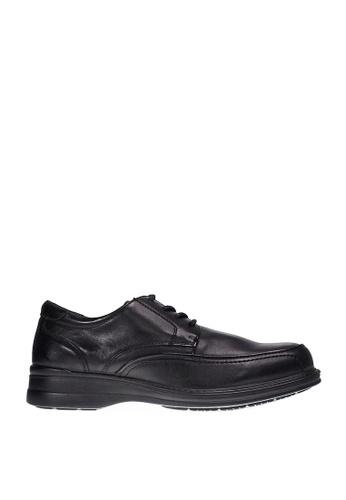 Hush Puppies black Triton Dress Casual Shoes 69C04SH7C76973GS_1