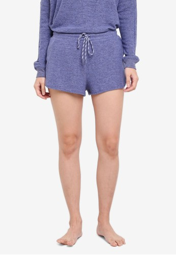 Cotton On Body blue Super Soft Lounge Shorts 55793AACAE14DCGS_1