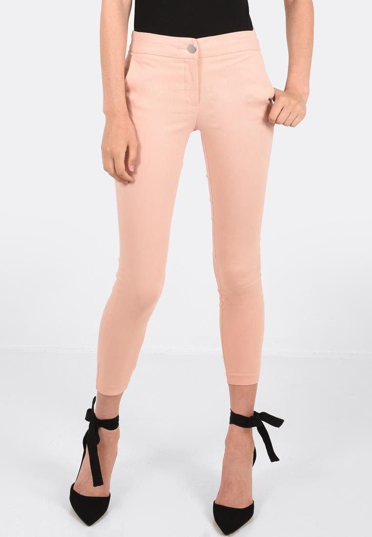 Slim Cropped Vera Blush FORCAST Pants wFvAqRXnxz