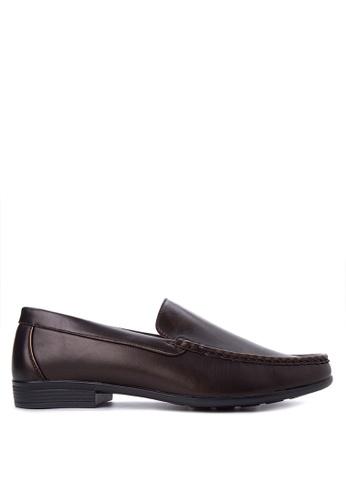 Itti brown Men's Formal Shoes IT425SH50GERPH_1