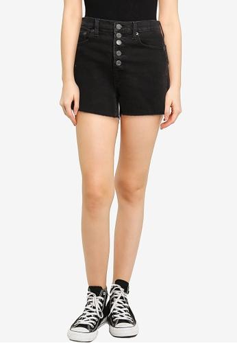 GAP black Denim Shorts 6C2C7AA49ADBD8GS_1