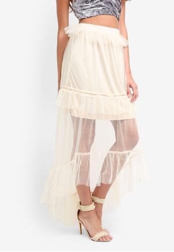 Glamorous white Ladies Skirt DC9D2AA8FDC721GS_1
