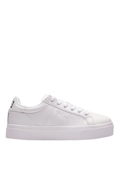 5a32e84653d FILA white Fusion Classic Sneakers 18EEBSHB00042DGS 1