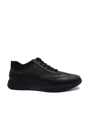 Goldlion black Goldlion Premium Sport Shoes in Black (HSH501TG92S-99) 9077ESH07571EFGS_1