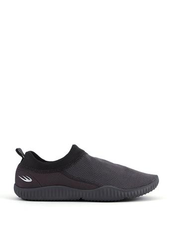 World Balance grey Hydro Flex Ladies Aqua Shoes A4AFBSHA534D55GS_1