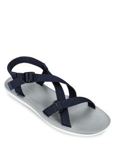 Tri Thin Strap Urban Sandals