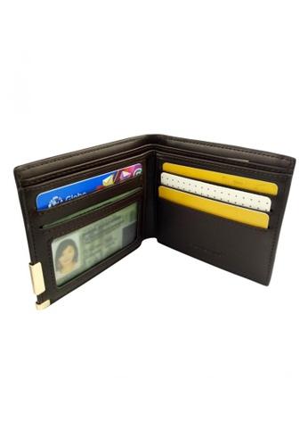 Lucky JX brown Lucky Men's Wallet A6162AC9307FF5GS_1