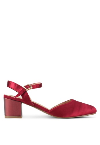 DMK red Block Heels DM860SH0SF4NMY_1