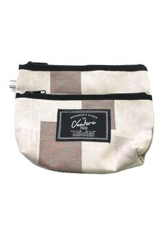 Coffee Box Travel Pouch