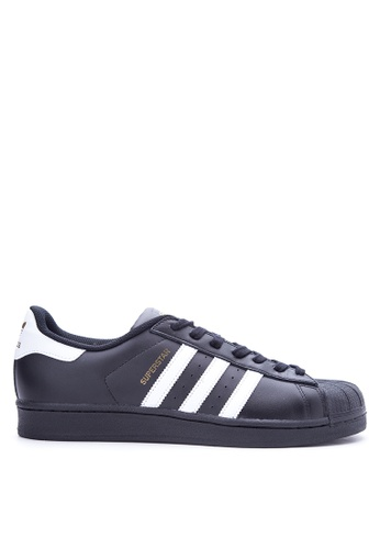 adidas black adidas originals superstar foundation AD372SH80WRJMY_1