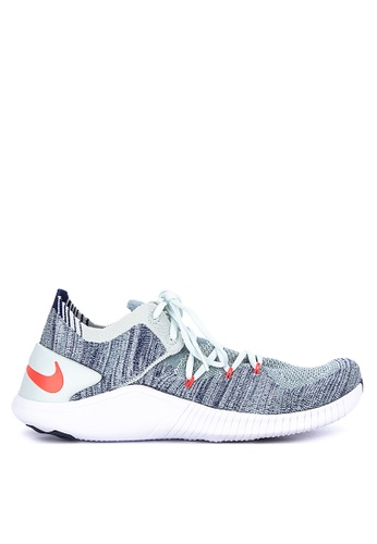 check out c7679 f5f3e Nike grey Nike Free Tr Flyknit 3 Shoes 5AE0BSHD02C2DAGS 1