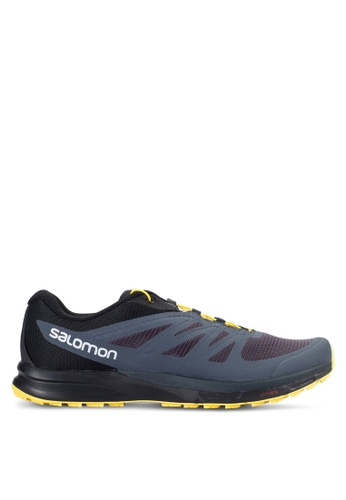 Salomon navy Sense Pro Shoes SA438SH42WCNMY_1