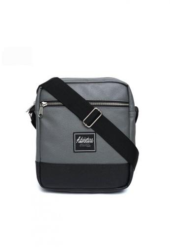 The Adventure grey Sling Bag Canon 97327AC52E4EBBGS_1