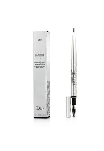 Christian Dior CHRISTIAN DIOR - Diorshow Brow Styler Ultra Fine Precision Brow Pencil - # 002 Universal Dark Brown 0.1g/0.003oz C7326BE2ED2708GS_1