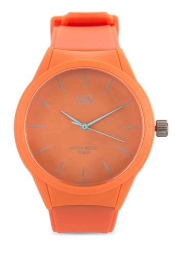 VR28J009Y 彩色圓框手錶, 錶類, 飾品esprit outlet 旺角配件